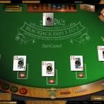 Party Casino Multi Hand Blackjack